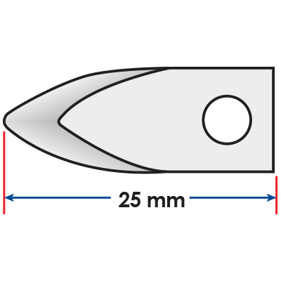 Contour Blade for Multivac<sup>®</sup>